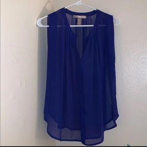 Forever21 mesh blouse